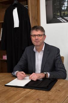 Advocaat Henk Rawee